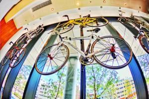 東京スカイツリーにあるレンタサイクル&カフェ