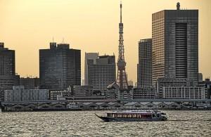 海上バスdeHDR 東京タワー