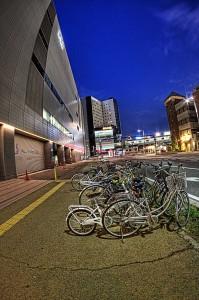 岡山駅西口の緑川歯科と美ちゃり