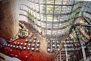 国立新美術館INSIDE 地上のカフェ