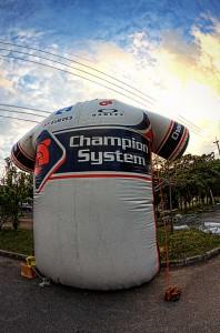 ツール・ド・おきなわ2013でHDR!チャンピオンシステム