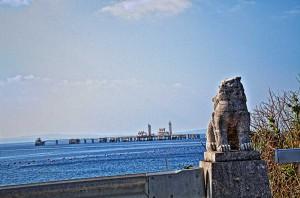 ツール・ド・おきなわ2013でHDR!伊計島から見えるシーバース!