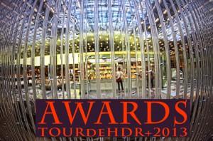 TOURdeHDR 2013 awards ノミネートHDR