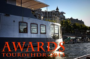 TOURdeHDR 2013 awards マイヨ・船 マイヨ・建物