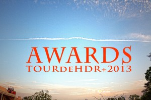 TOURdeHDR 2013 awards マイヨ・空 マイヨ・海  マイヨ・花