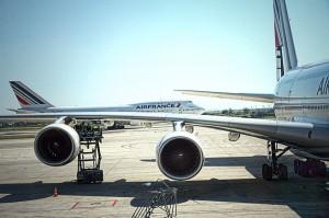 年末年始どこにも行ってないけど空港でHDR! エアバスA380