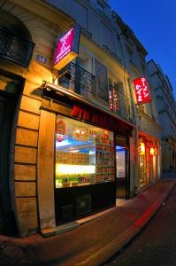 日本食レストラン【HDR】パリ・オペラ地区