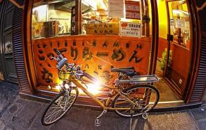 日本食レストラン【HDR】こってりらーめん「なりたけ」