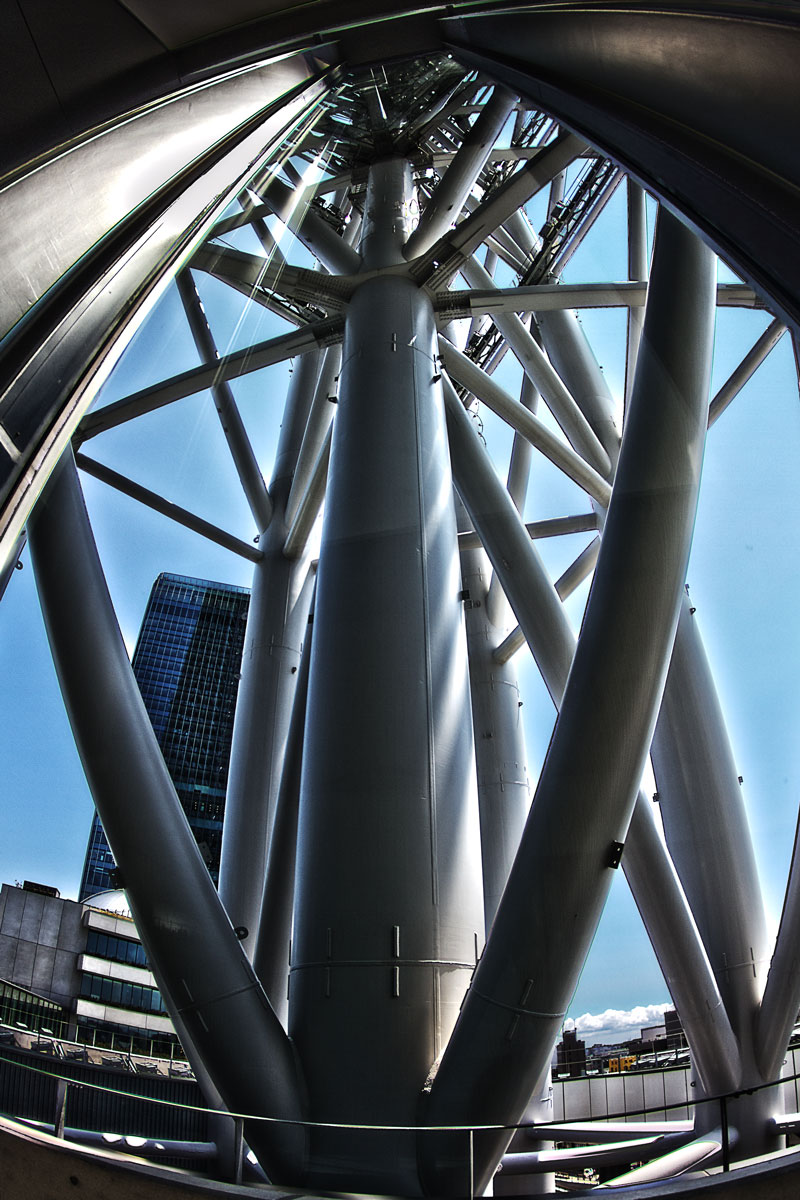 東京スカイツリーの支柱