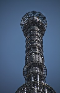 HDR in TokyoSkyTree @アップ3