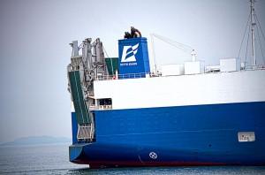 <strong>玉島ハーバーアイランド【HDR】スマートシップ(次世代環境対応船)</strong>