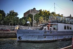RiverCruise【HDR】concorde atlantique
