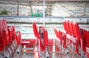RiverCruise【HDR】バトー・パリジャン社の乗船場