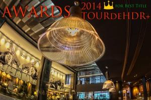 TOURdeHDR+2014 AWARDS@タイトル優勝