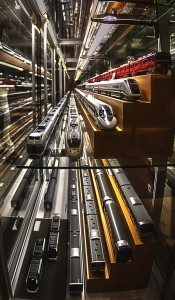 GRAND FRONT OSAKA @北館5F HOゲージ鉄道模型
