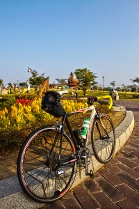 ふぉとぽた浦安公園 @家から約6kmの公園に到着!