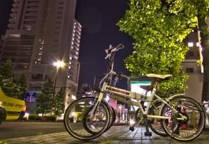 HUMMERのミニベロ@BicyariOkayama