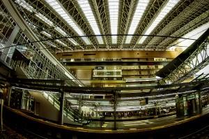 OsakaChips @大阪駅#2 ホーム