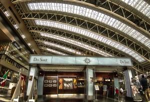 OsakaChips @大阪駅#1 カフェ