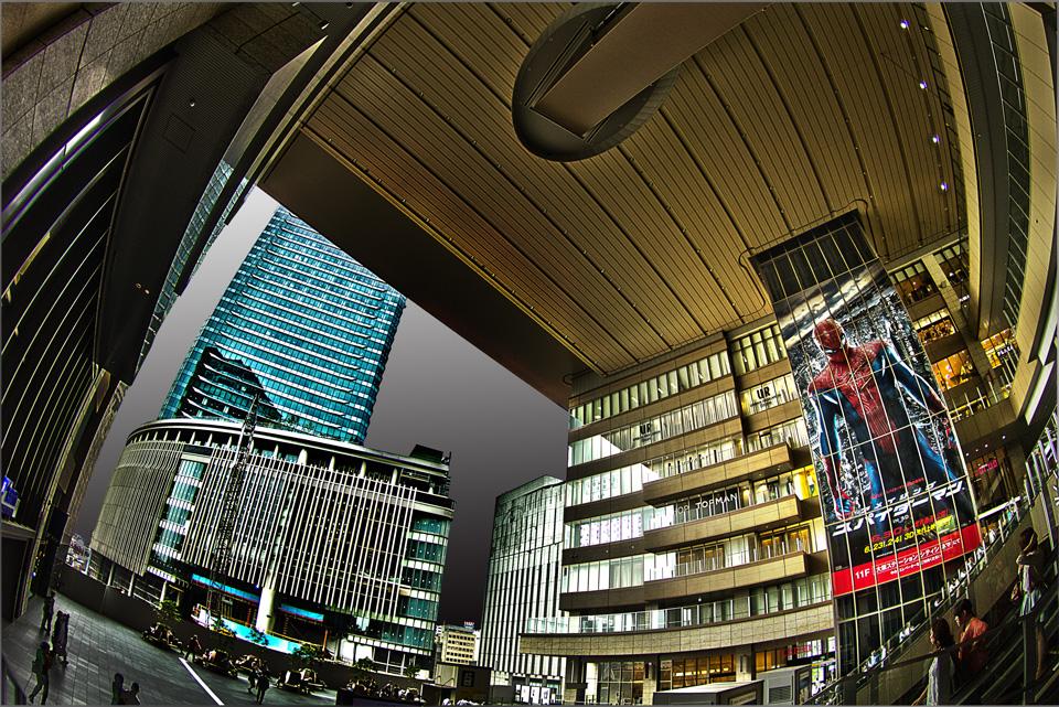 大阪駅エントランス
