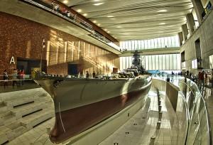 10分の1戦艦「大和」@大和ミュージアム