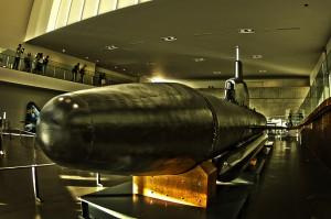 特殊潜航艇「海龍」@大和ミュージアム