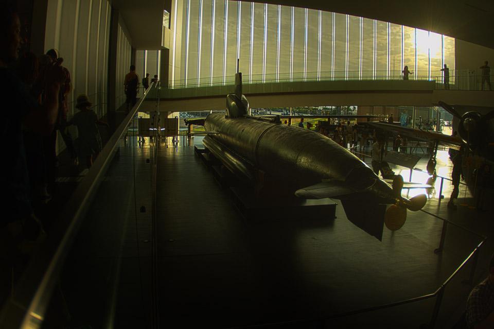 特殊潜航艇「海龍」