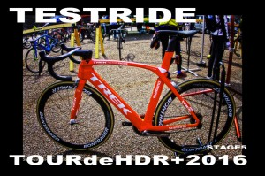 TOURdeHDR+2016STAGE5@TEST RIDE 2016