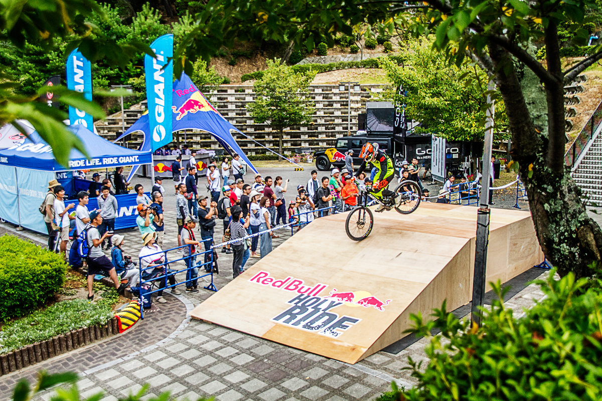 red bull holy ride table top