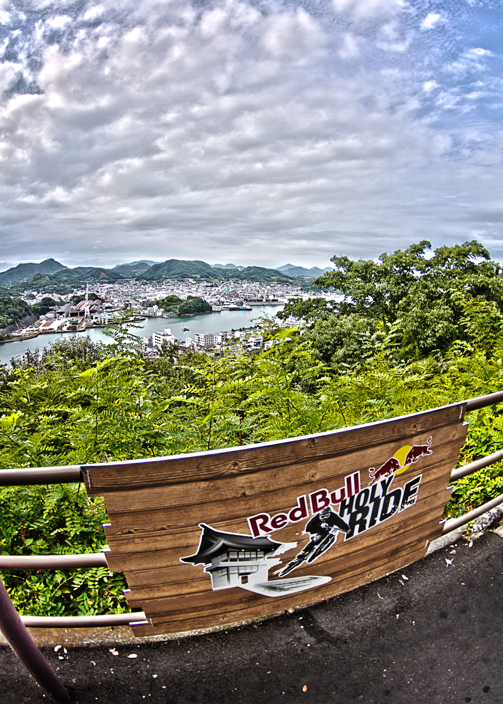 red bull holy ride in onomichi