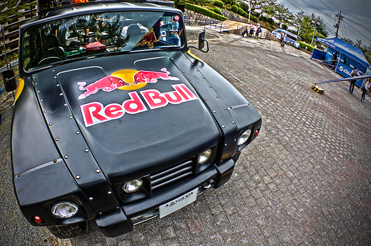 Red Bull Holy Ride