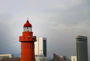 神戸第2防波堤南灯台@KOBE AGAIN
