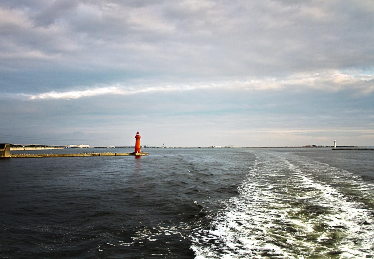 神戸赤灯台