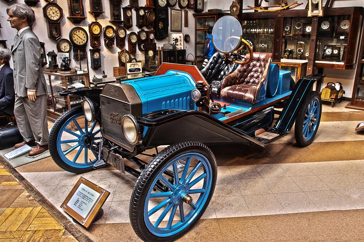 T型フォード・スピードスター