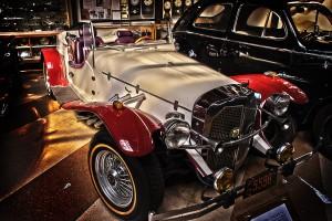 ベンツSSKは、TVシリーズのルパン三世に登場してた!@Vintage Car