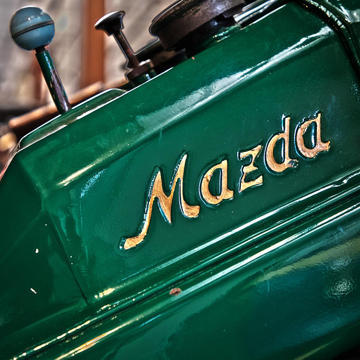 マツダTCS型3輪タクシー