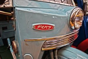 ダイハツ三輪トラックSSR型@RETRO CAR