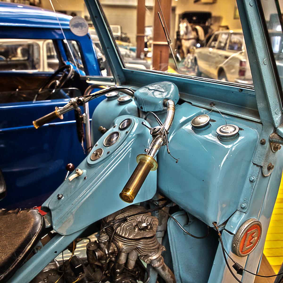 ダイハツ三輪トラック SSR型