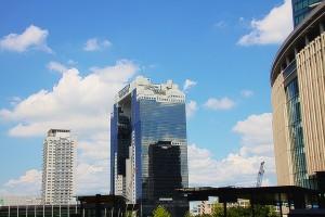 梅田スカイビル@Building in Sky