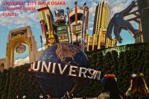 UNIVERSAL CITYWALK OSAKA@UNIVERSAL CITYWALK OSAKA