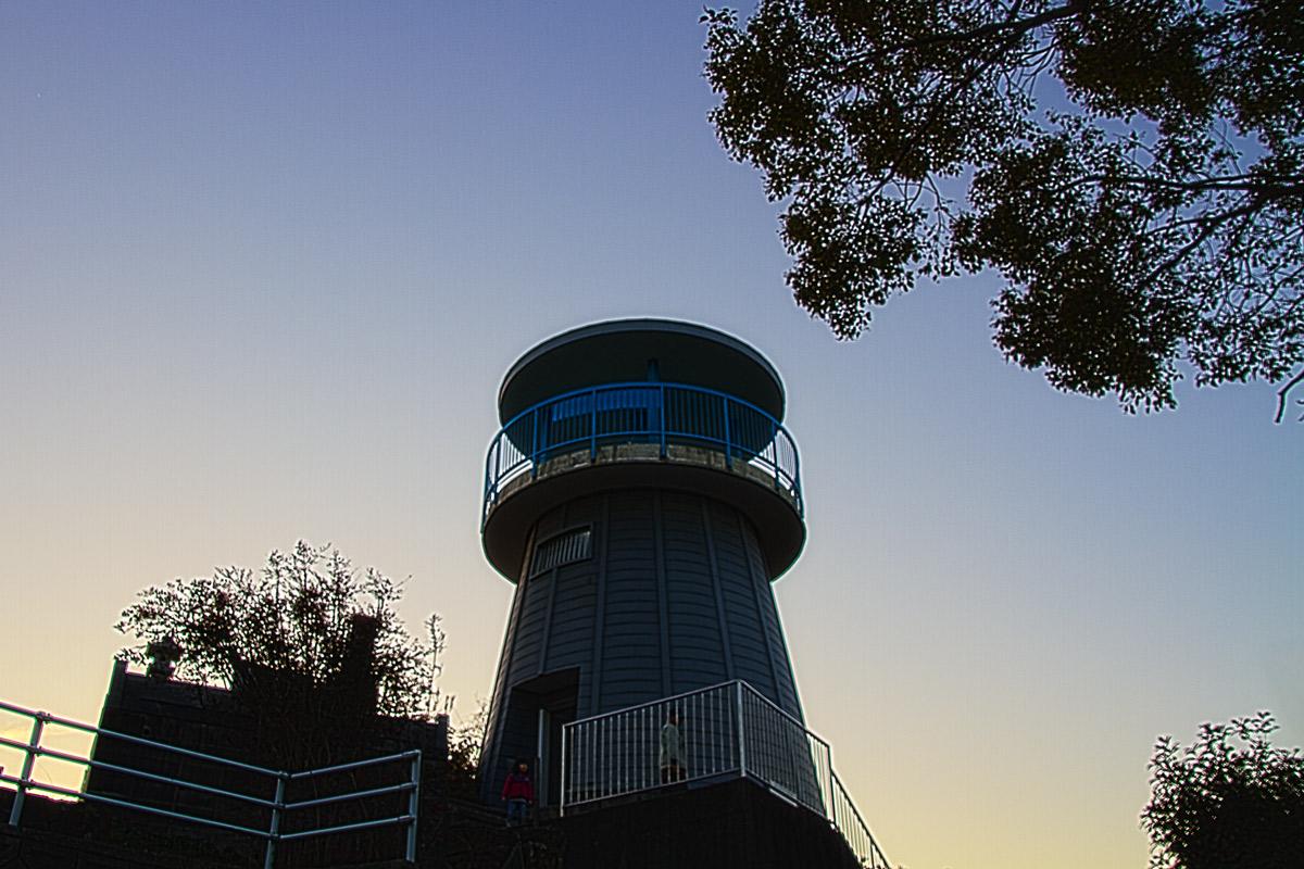岡山 日生 頭島 たぬき山展望台