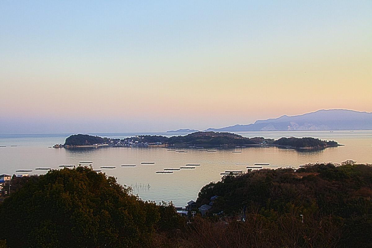 岡山 備前 日生 大多府島