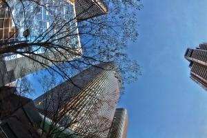 フェスティバル・タワー・ウエストにあるキャノンプラザ大阪@FESTIVAL TOWER WEST