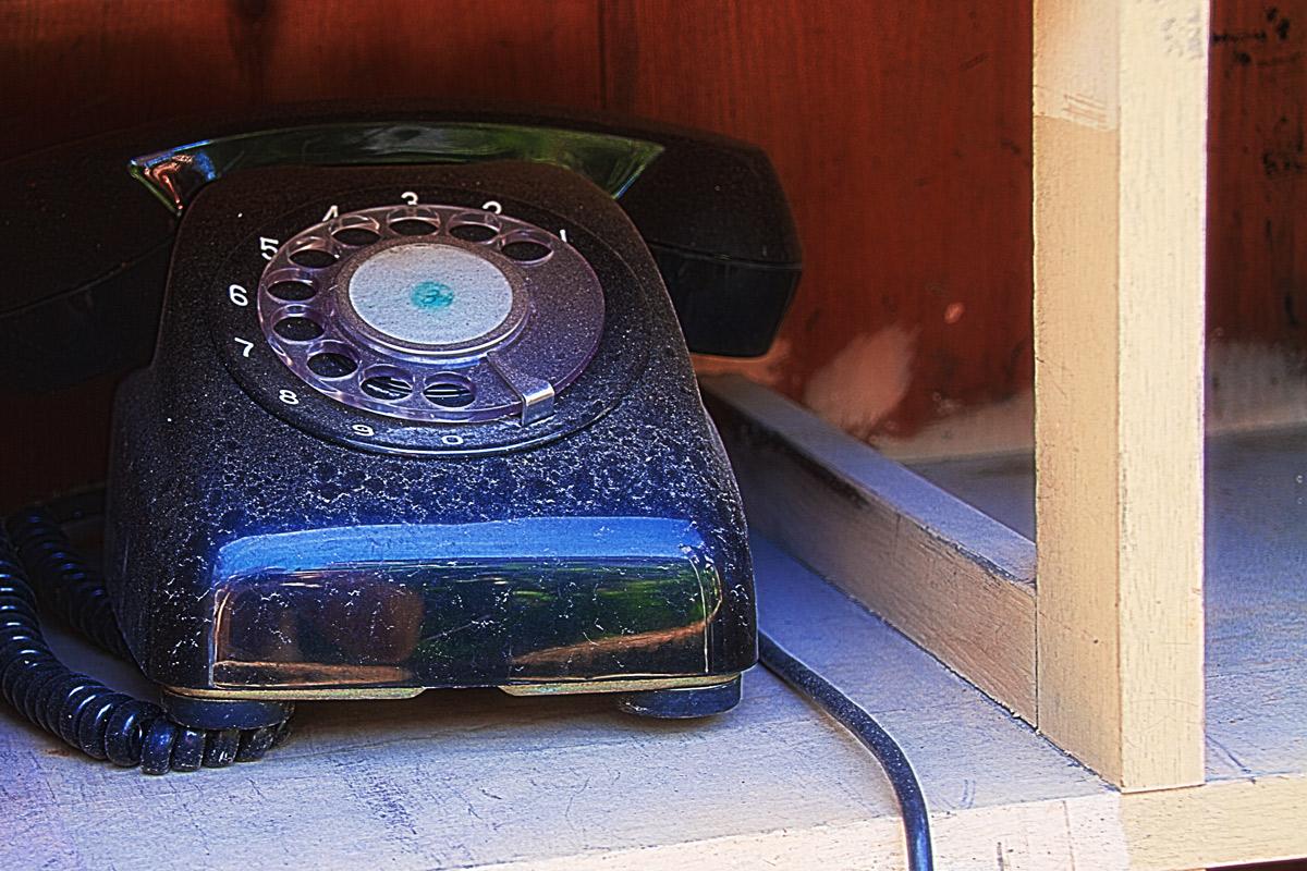 NTT黒電話