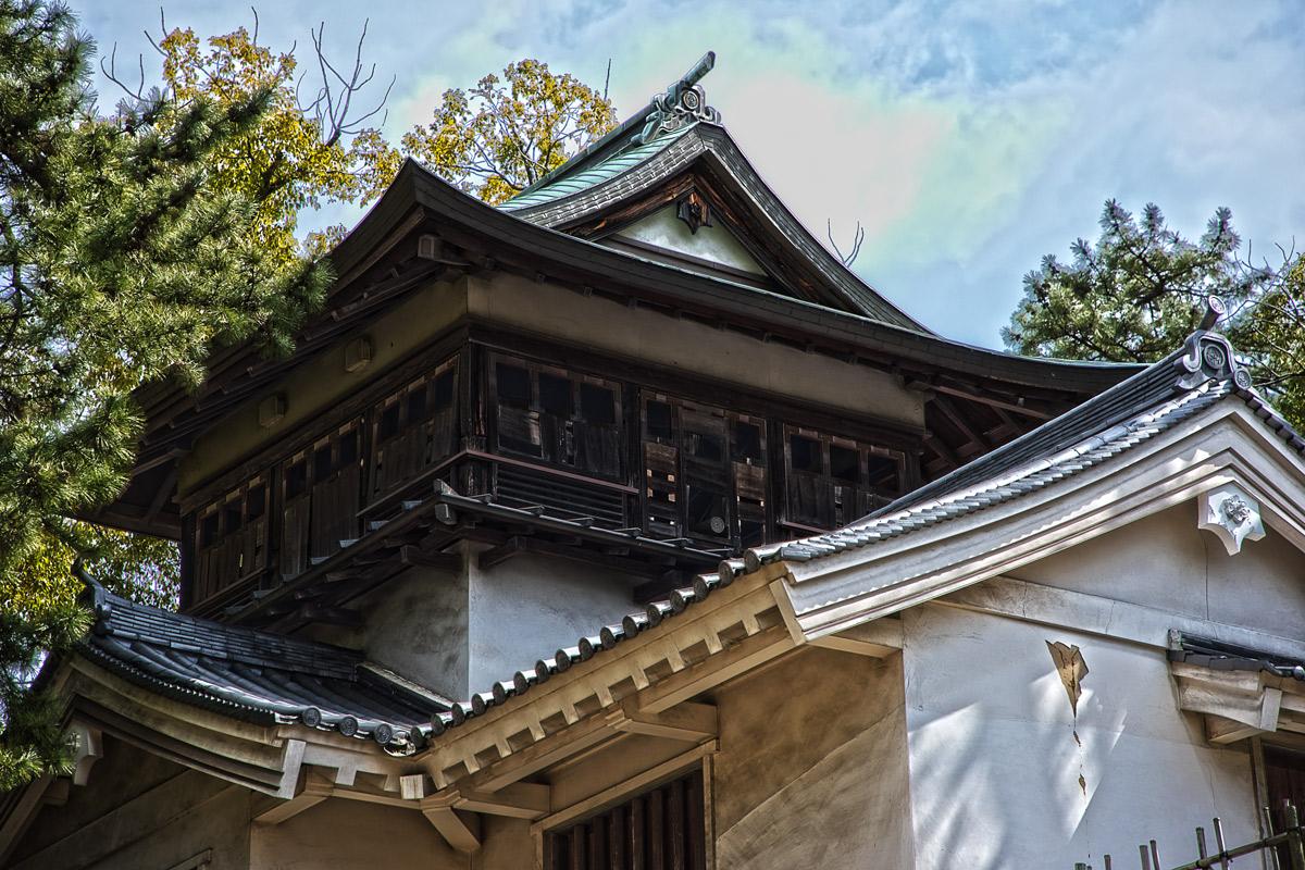 福山城の櫓