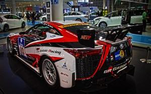 GAZOO Racing LEXUS LFA@HISTORY GARAGE