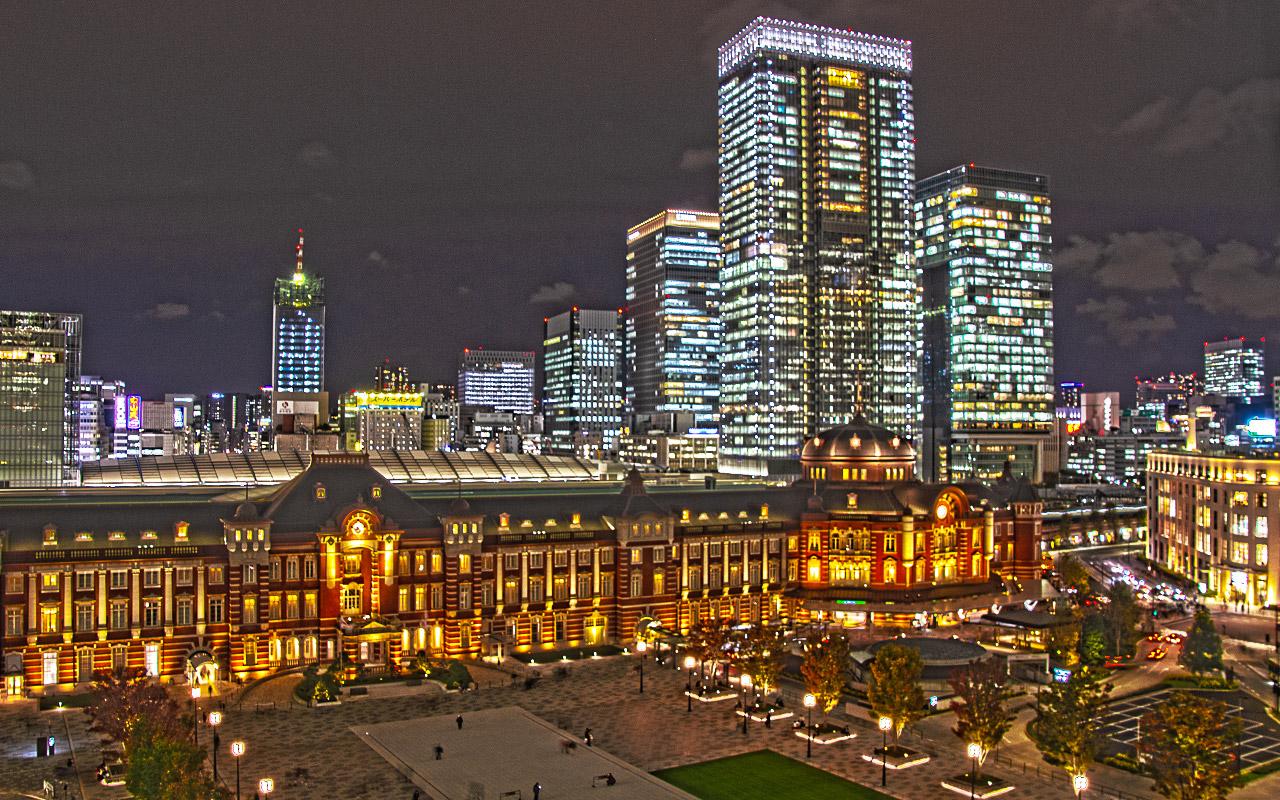 東京駅丸の内駅舎南ドーム